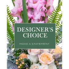 Designer's Choice - Make a Statement