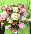Silk Calla Lily Bridal Bouquet