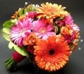 Summer Brights-Bridal Bouquet